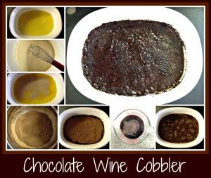 ChocolateWineCobbler