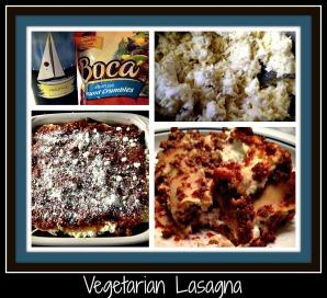 VegetarianLasagna