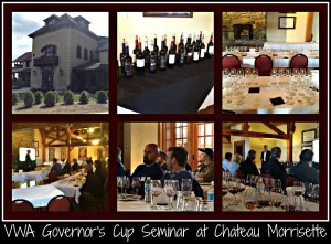 ChateauMorrisette VWA event