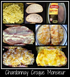 Chardonnay Croque Monsieur
