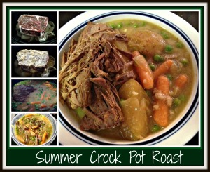 Summer Pot Roast