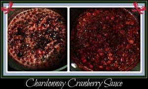 ChardonnayCranberrySauce