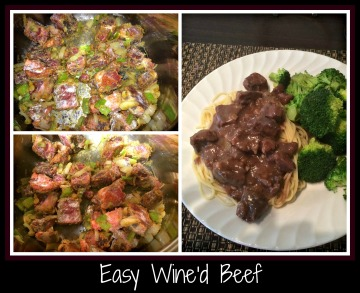 EasyWine'dBeef