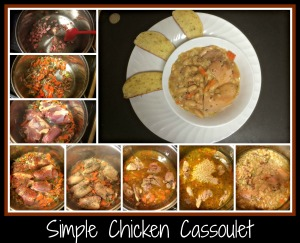 SimpleChickenCassoulet