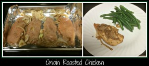 OnionRoastedChicken