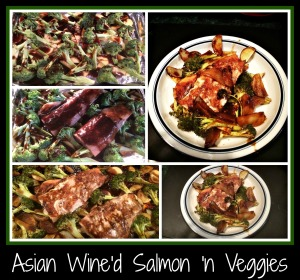 AsianWine'dSalmon&Veggies