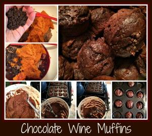 ChocolateWineMuffins