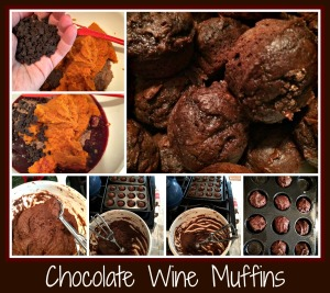 ChocolateWineMuffins