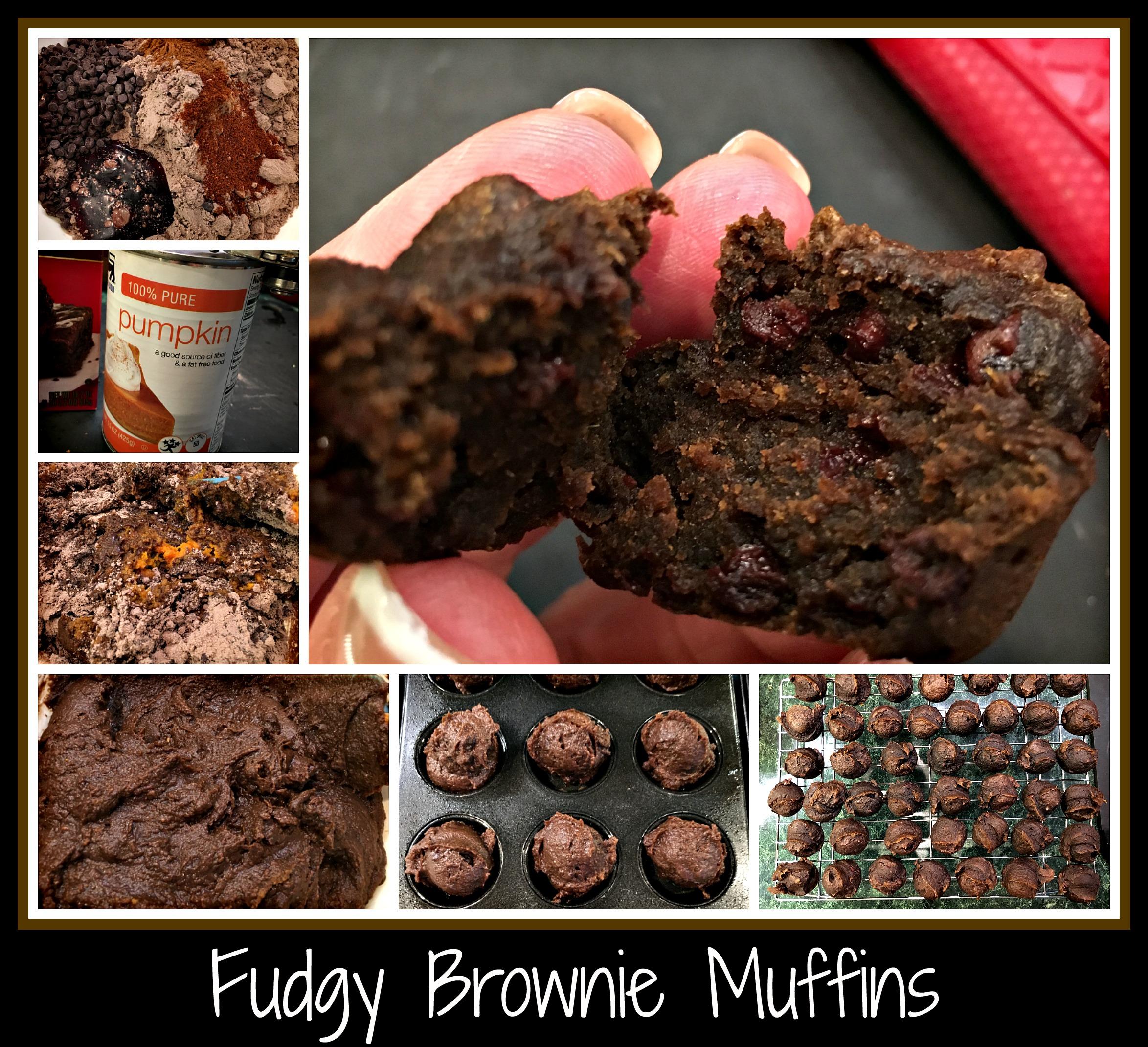 fudgybrowniemuffins